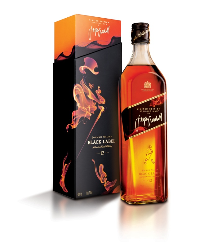 The Studio David Pauley Product photography Johnnie Walker 2_1