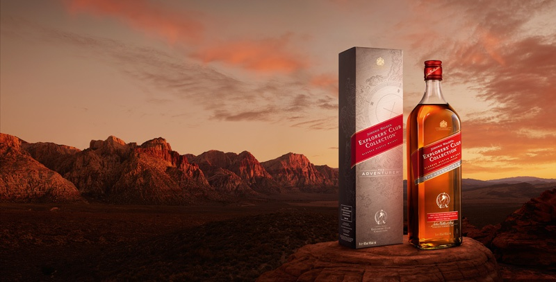 The Studio David Pauley Product photography Erik Almas Johnnie Walker