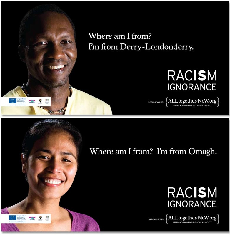 The Studio David Pauley Advertising photography Racism