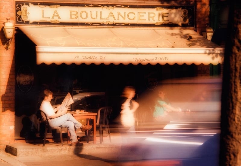 The Studio David Pauley Misc photography La Boulangerie