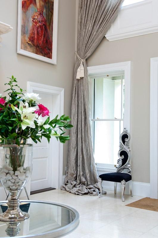 The Studio David Pauley Interiors photography Curtain Fabric