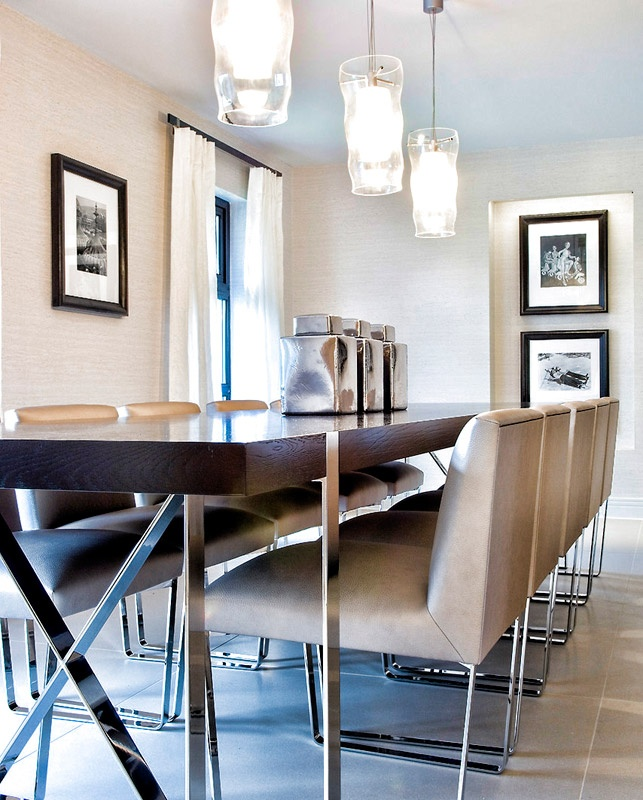The Studio David Pauley Interior photography Dinning