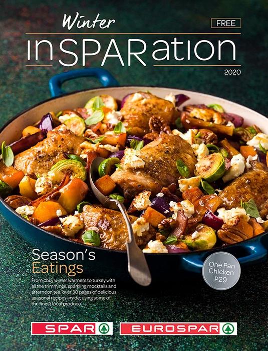 Spar inSPARation Magazine