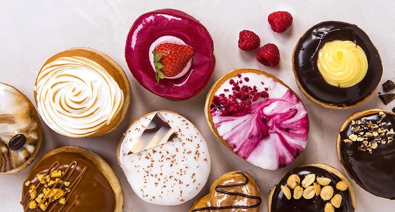 The Studio David Pauley food photography Taboo donuts 1