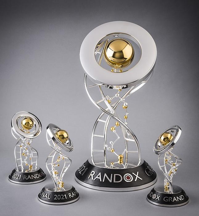 Randox Grand National 2021 Trophy